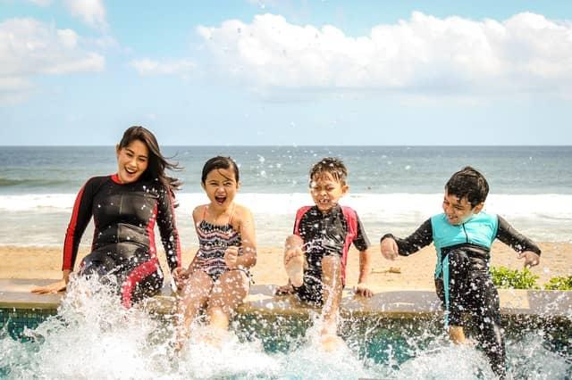 Consejos para unas vacaciones con niños