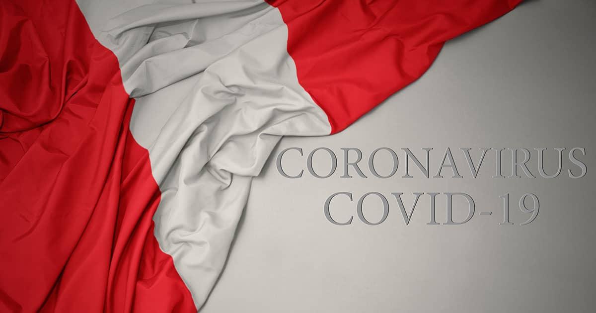Situación ACTUAL del COVID-19 en Perú   19 de febrero