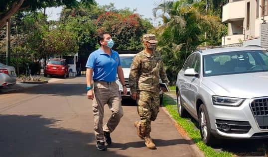 Allanan viviendas de altos mandos del Ejército por el caso Gasolinazo