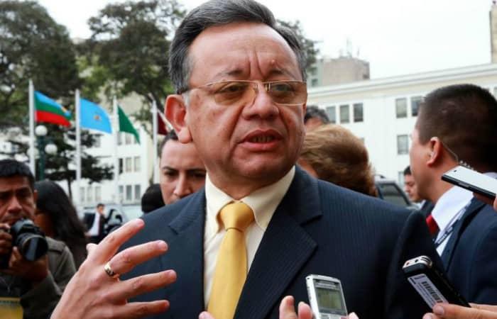 Con 11 votos la Subcomisión de Acusaciones aprobó informe contra Edgar Alarcón