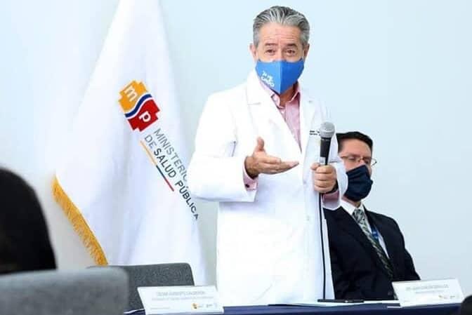 Ecuador: Ministro de Salud, Zevallos, renuncia tras escándalo del plan de vacunación