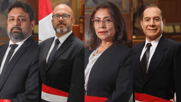Ministros y exministros se manifiestan ante la cuestionada vacunación