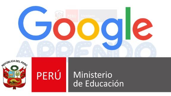 Google y Minedu establecerán alianza para promover la educación virtual en Perú