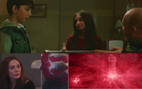 WandaVision Episodio 8: Los recuerdos del pasado de Wanda que Agatha reveló