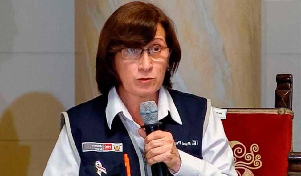 Pilar Mazzetti renunció al Ministerio de Salud