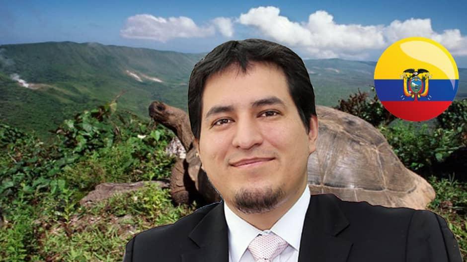 Elección en Ecuador: Según conteo rápido, Arauz va a segunda vuelta