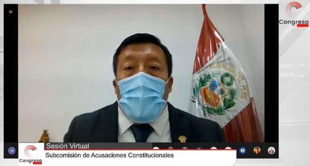 """Aprueban la tramitación de denuncias constitucionales por caso """"Vacunagate"""""""