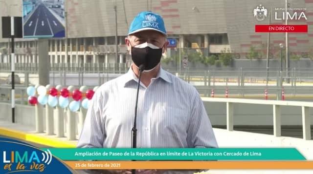Jorge Muñoz: No ha existido una verdadera cuarentena