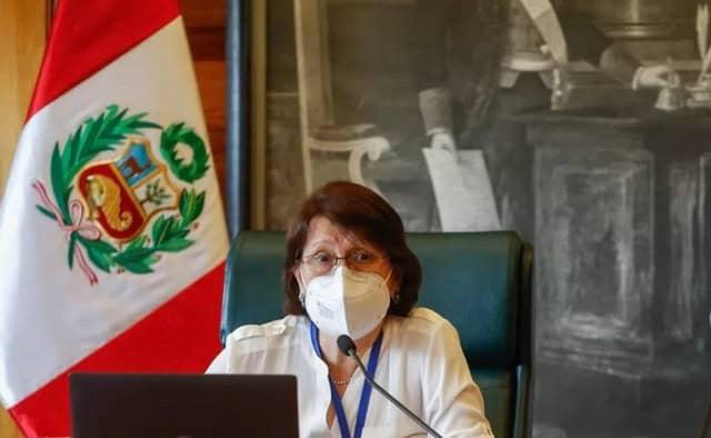 Recomiendan derivar el informe a la fiscalía para evaluar denuncia constitucional contra Pilar Mazzetti