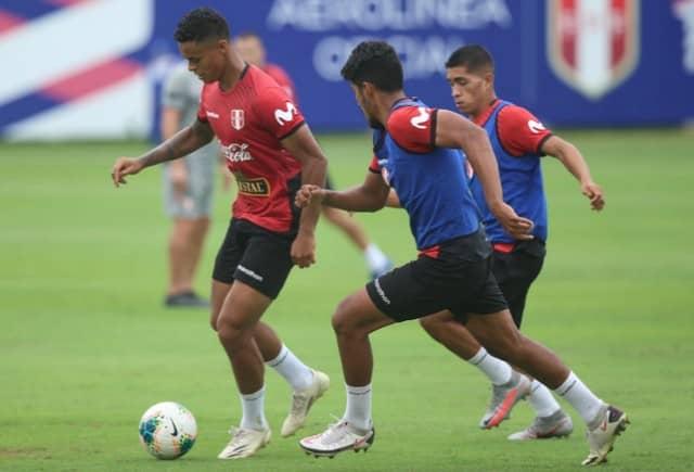 Selección peruana vuelve a los entrenamientos en Videna