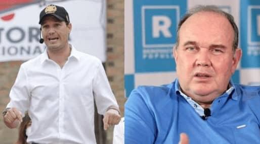 Elecciones 2021: López Aliaga y Forsyth siguen en carrera a la presidencia