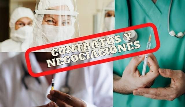 Vacunación contra la COVID-19 en el Perú: Contratos y negociaciones