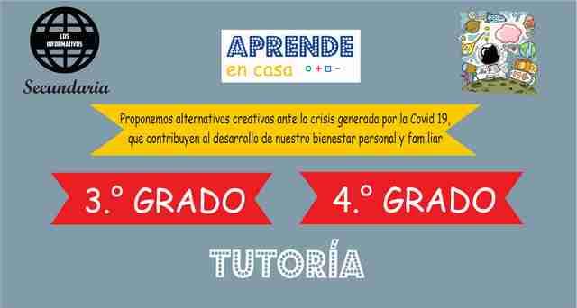 ACTIVIDAD 3 – Implementamos acciones creativas para el bienestar familiar y comunitario – 4° de SECUNDARIA