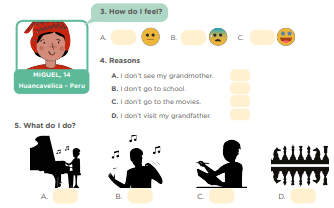 LET'S PRACTISE! PRACTISE-EXERCISE 1 LISTENING COMPREHENSION Listen and check the correct information.