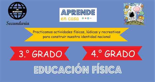 ACTIVIDAD 5 – Elaboramos un juego cooperativo con la familia – 4° Secundaria | Educación Física