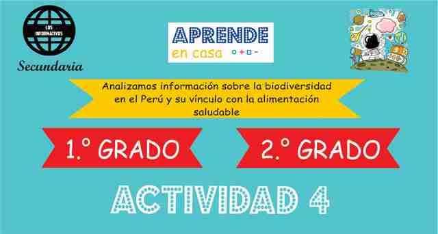 Analizamos información sobre la biodiversidad en el Perú y su vínculo con la alimentación saludable